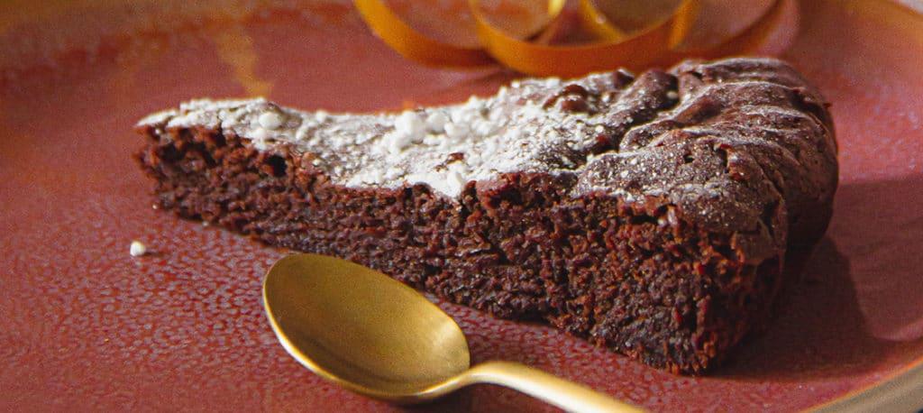 Recette de fondant au chocolat à base de crème de riz Auguste Bloch